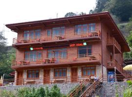 Sen Villa Motel, Узунгель