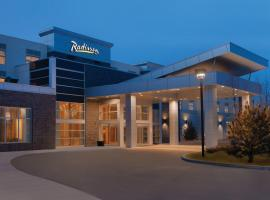 Radisson Hotel & Conference Center Calgary Airport East, Calgary