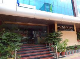 Hotel Om Regency, Rānchī