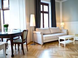 Leipzig-Suites - Apartments Arena City Budapest