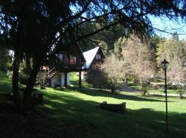 Cabañas Jinggo, Lago Puelo
