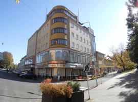 Hotel Grand Šumperk, Шумперк