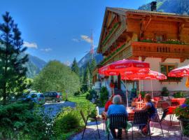 Der Klaushof, Mayrhofen