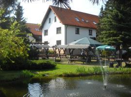 Hotel-Pension Flechsig, Hartmannsdorf