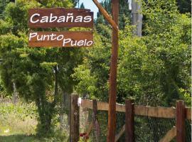 Cabañas Punto Puelo, Lago Puelo