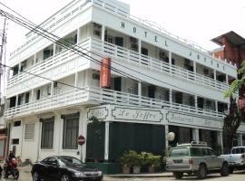 Hotel Joffre, Toamasina