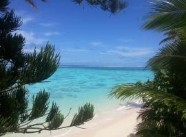 Arapati Holiday Homes, Rarotonga