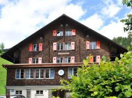 Familien- & Jugendherberge Berghaus, Engelberg