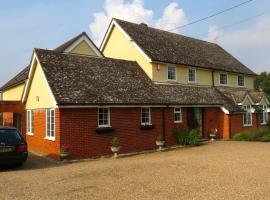 Newmans Lodge, Lavenham