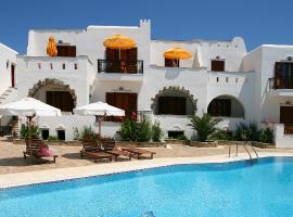 Summer Dream II, Agia Anna Naxos
