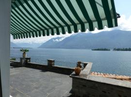 Casa Chatelain, Ronco sopra Ascona