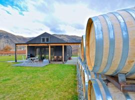 Pagan Vines Vineyard Accommodation, Gibbston