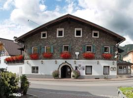 Appartement Vorstadtstub'n, Schladming