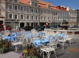 Spot Inn Old Town Apartment, Vilna