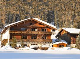 Hotel Garni Bergwelt, Sankt Anton am Arlberg