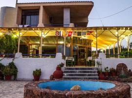 Omiros Hotel, Vatera