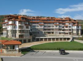 Apartments in Complex Garden Palace, Balchik