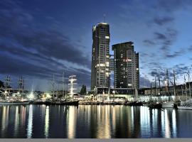 Glob Apartament Sea Towers Gdynia, Gdingen