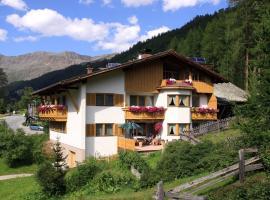 Poschacherhof, Obergurgl