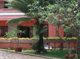 La Villa Colombe Bed and breakfast, Ivato