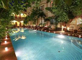 Forest King Hotel, Siem Reap