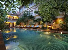 Forest King Hotel, Siem Reap