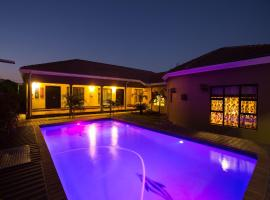 Elegant & Exclusive Boutique GuestHouse, Gaborone