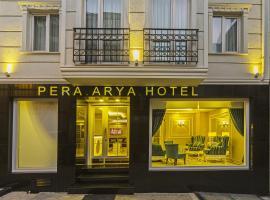 Pera Arya Hotel, Estambul