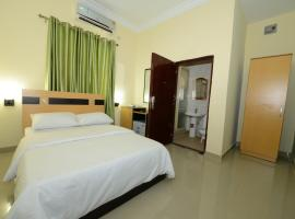 Momak Hotels and Suites, Iseyin