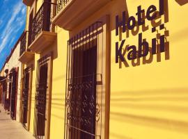 Hotel Kabii, Oaxaca de Juárez