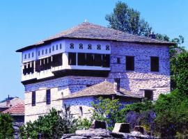 Santikos Mansion, Vizítsa