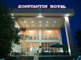 Konstantin Hotel, Самарканд
