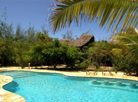 Demani Lodge Zanzibar, Paje
