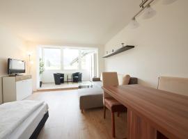 Appartement Fürst by HolidayFlats24, Залбах
