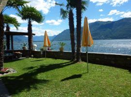 Casa Conti al Lago, Ronco sopra Ascona