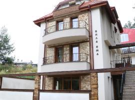 Villa Ema, Panichishte