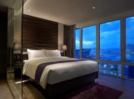 Gloucester Hotel, Hongkong