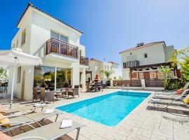 Oceanview Villa 018, Протарас