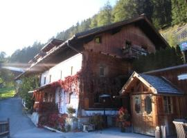 Appartement Obergand, Sankt Anton am Arlberg