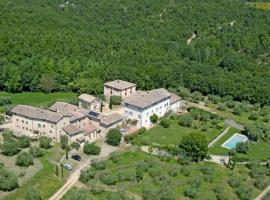 Agriturismo Borgo Personatina, Sovicille
