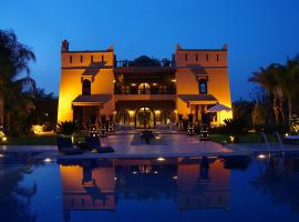 Villa Malika Silvana, 马拉喀什