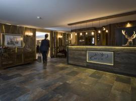 Hotel Cervo, Sils Maria