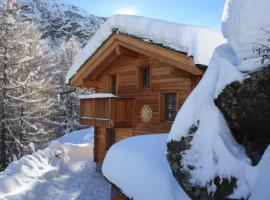 Chalet Hinter Dem Rot Stei, Zermatt
