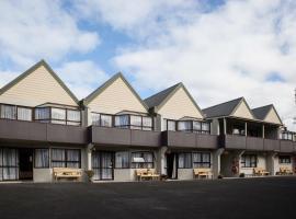 Pembrooke Motor Lodge, Whangarei