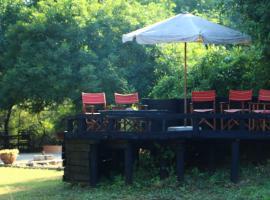 Nyala Lodge, Azyuda