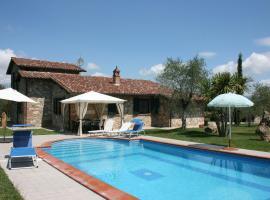 Villa Marty, Castiglione del Lago