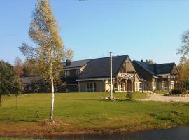 Villa Cheval, Aukštadvaris