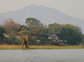 Royal Zambezi Lodge, Mafuta