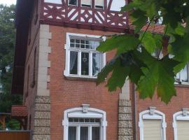 Haus Sonnenschein - Ferienwohnung Traxdorf