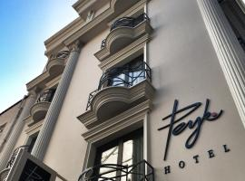 Peyk Hotel, 伊斯坦布尔